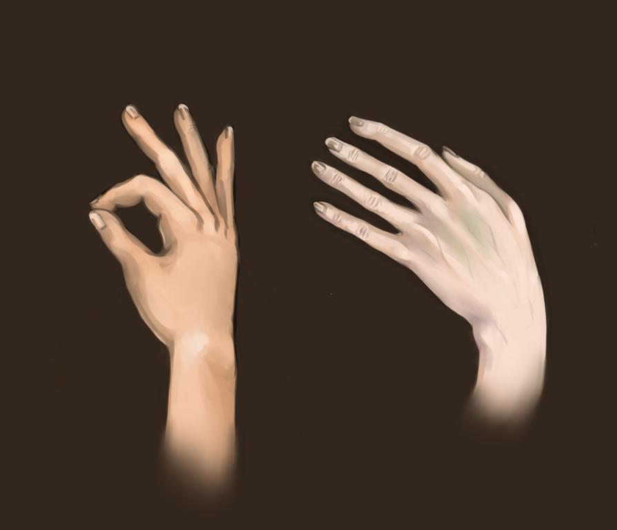 Hands Practice