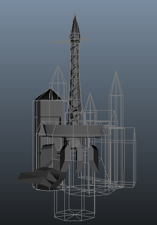 sorceress' tower week 2