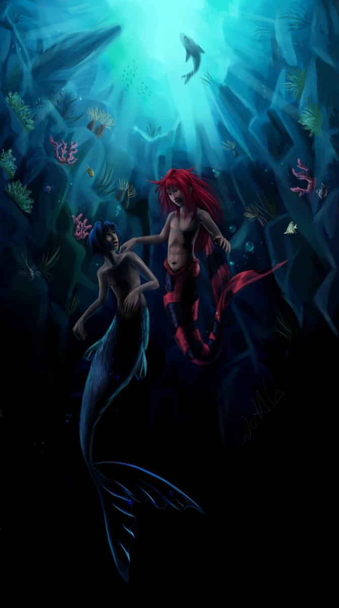 CFV mermaids.