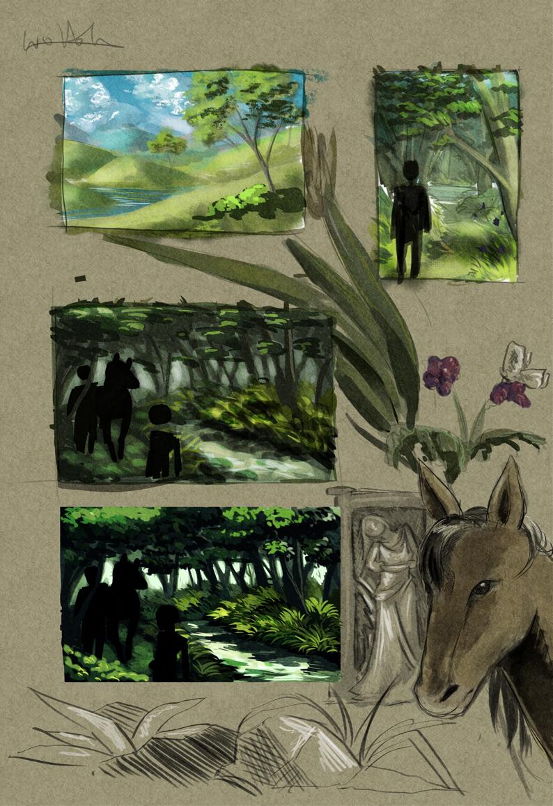Swamp Concept Art 01